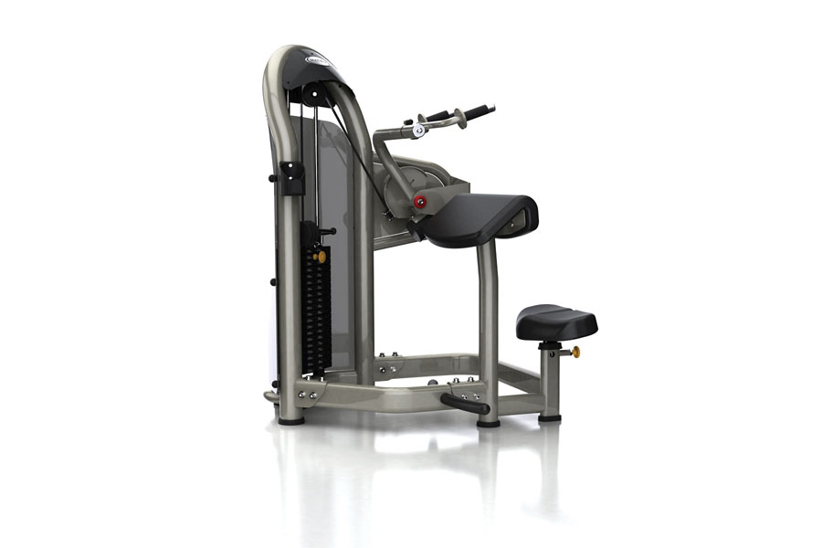 Triceps Extension Salle de Sport Bordeaux