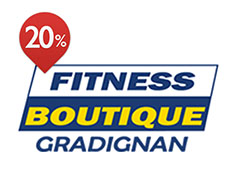 20% de réduction à Fitness Boutique Gradignan
