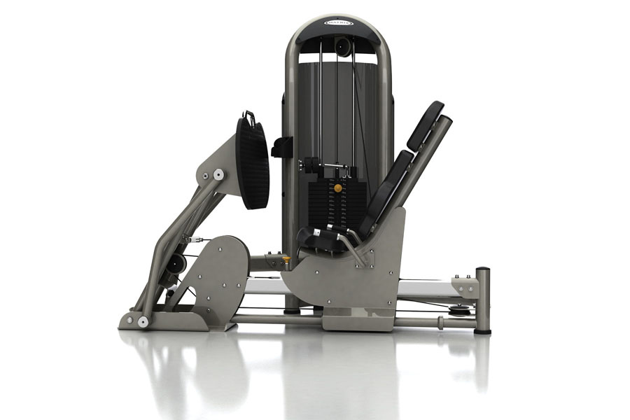 Leg Press Salle de Sport Bordeaux